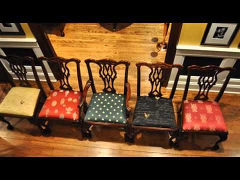 Fabric for Dining Room Chairs Ideas