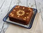 speculaas taartje. Het recept voor dit heerlijke met amandelspijs gevulde speculaas taartje staat op mijn blog Homemade by Joke
