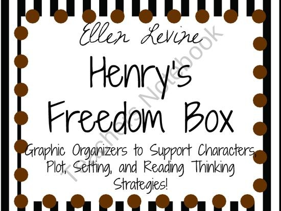 Henrys Freedom Box Product From KidsForever On TeachersNotebook