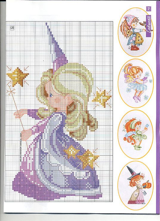 A través de Edina Csemniczky    Little Witches 2