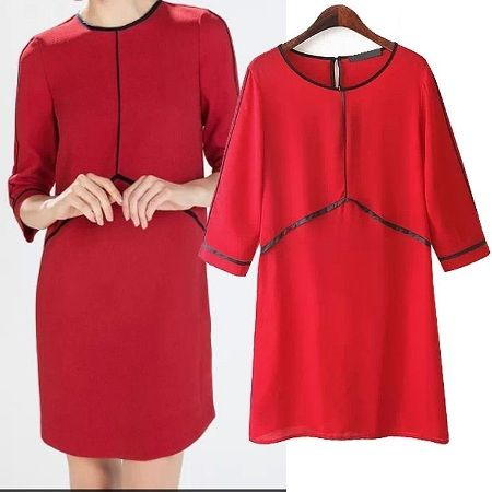 Quality Product Code  17220 - Red Casual
