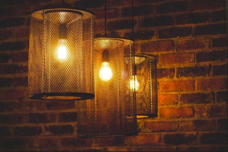 Pendants produced entirely from used air filters... from diesel trucks.   Stephen Pikus - TruK Range . www.wakanine.com