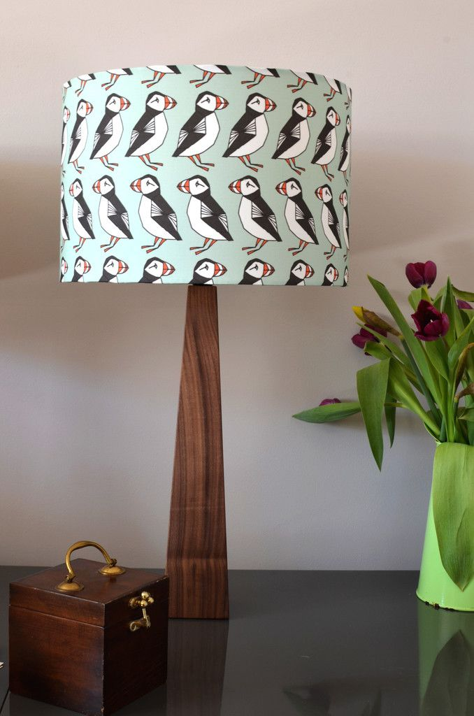Epic  Lampe Pinguin Holz Beleuchtung niedlich Tiere suess