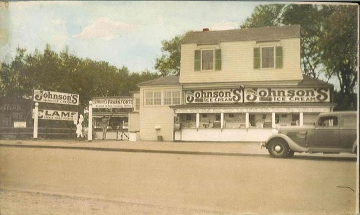 It all started with the Howard Johnson's ice cream stand on Wollaston Beach in Quincy.