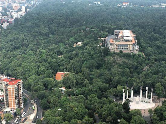 El Castillo de Chapultepec y el Museo Nacional de Historia