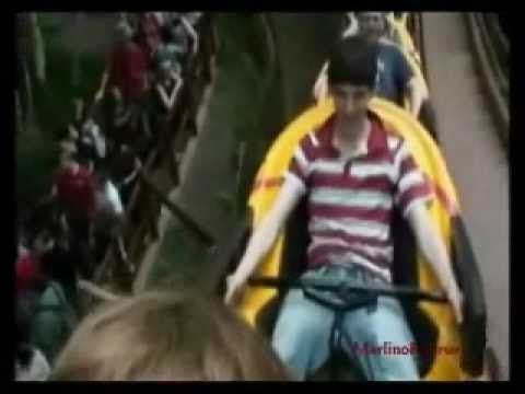 Bradley, Colin, Angel & Anthony at the Amusement Park (Cast of Merlin BBC). I just love watching this! It always makes me smile no matter how I feel. :)