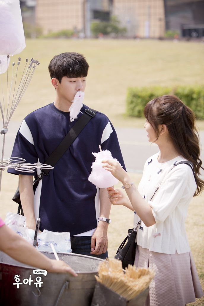 Who Are You : School 2015 - Kim So Hyun and Nam Joo Hyuk