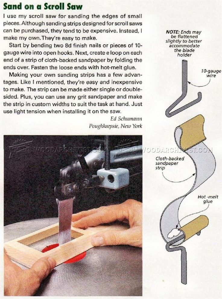139 best scroll saw projects images on pinterest woodworking sand on scroll saw sanding tips jigs and techniques scroll saw tips jigs and fixtures greentooth Choice Image