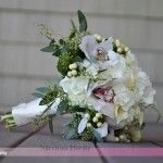 Wedding Bridal Bouquet...  Narcissus Florals, Toms River, NJ... www.mynarcissus.com