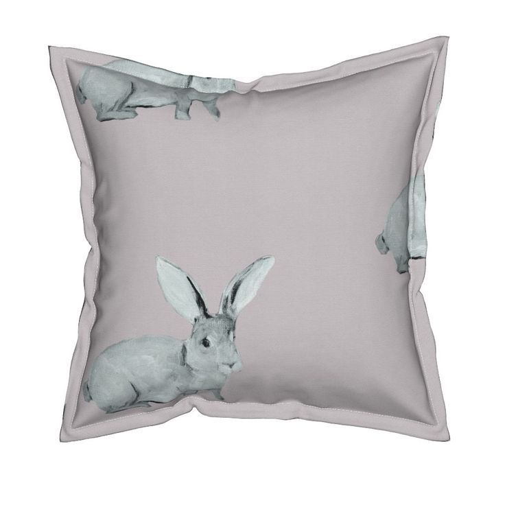 Serama Throw Pillow featuring Bunny Blush by traceyharveydesigns | Roostery Home Decor