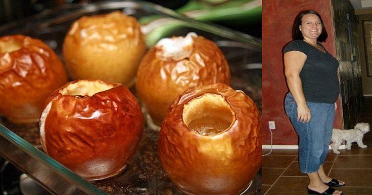 Fogyókúrás sült alma – 5 kg mínusz 7 nap alatt