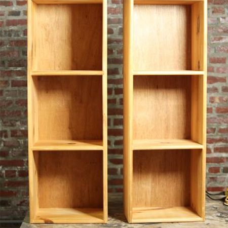 make your own bookcase headboard woodworking projects plans. Black Bedroom Furniture Sets. Home Design Ideas