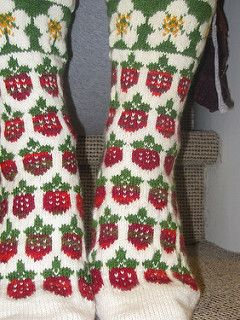 Ravelry: MariannAn's No 40 - Strawberry fields forever
