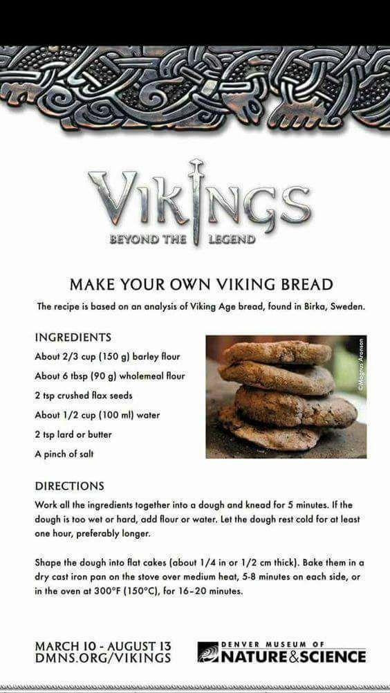 b96f4d55 write a recipe for a viking raid