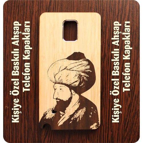 Fatih Sultan Mehmet - Kişiye Özel Ahşap Telefon Kapağı-kılıfı 29,89 TL ile n11.com'da! Kılıf fiyatı ve özellikleri, Telefon