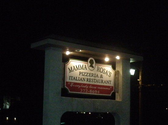 Mamma Rosa's Italian Restaurant, Cookeville: See 44 unbiased reviews of Mamma Rosa's Italian Restaurant, rated 3.5 of 5 on TripAdvisor and ranked #50 of 146 restaurants in Cookeville.