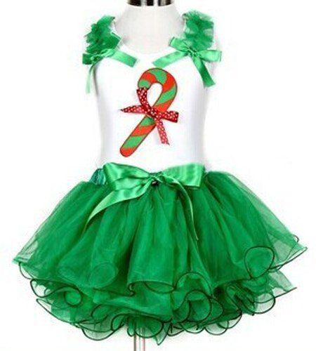 Stylish Sleeveless Round Neck Patterned Bowknot Embellished Ruffled Christmas Dress For Girls