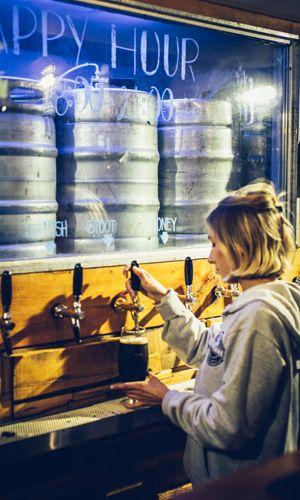 Jerome Brew Pub- Buenos lugares para comer al aire libre BRANDO