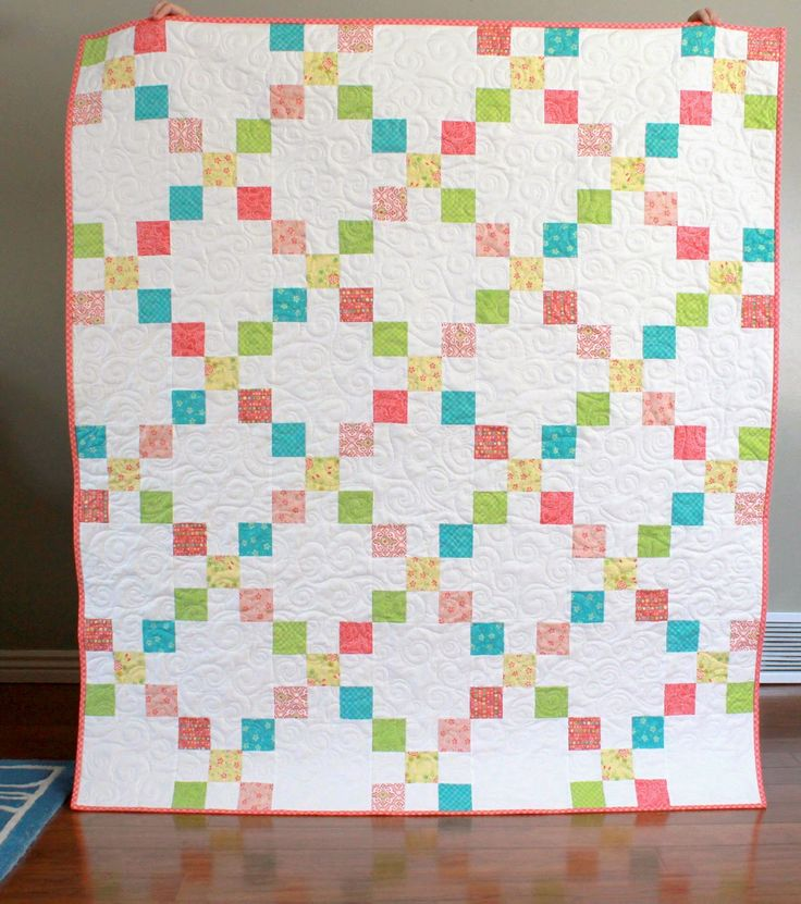 25+ unique Irish chain quilt ideas on Pinterest Quilt patterns, Patchwork patterns and Log ...