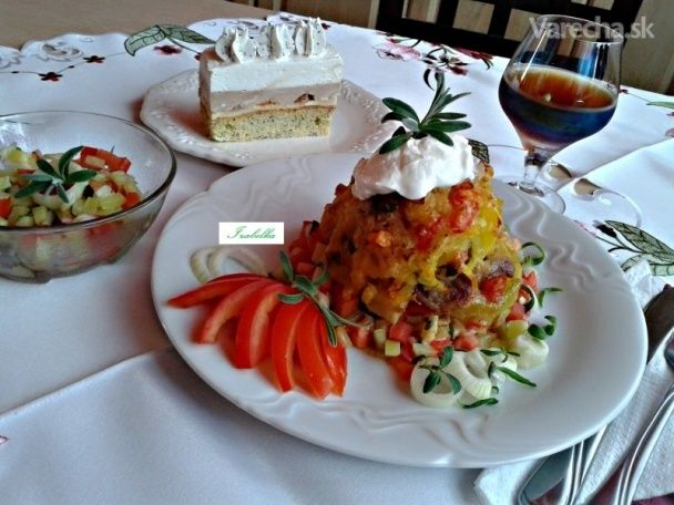 Bravčové mäso pod kopcom (fotorecept) - Recept