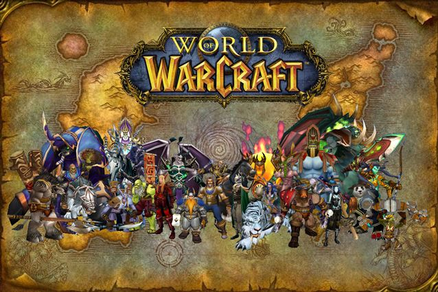A young journalist's foray into the world of reviews.: World of Warcraft series [Game Review]