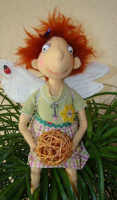 кукла фея своими руками