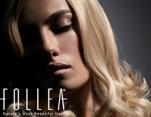 Luxury real hair wigs from Follea never fail to impress us at naturalwigs.co.uk