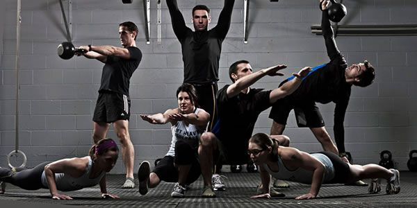 Notre coach est spécialisé dans la préparation physique et le Cross training. Notre espace #Cross #training