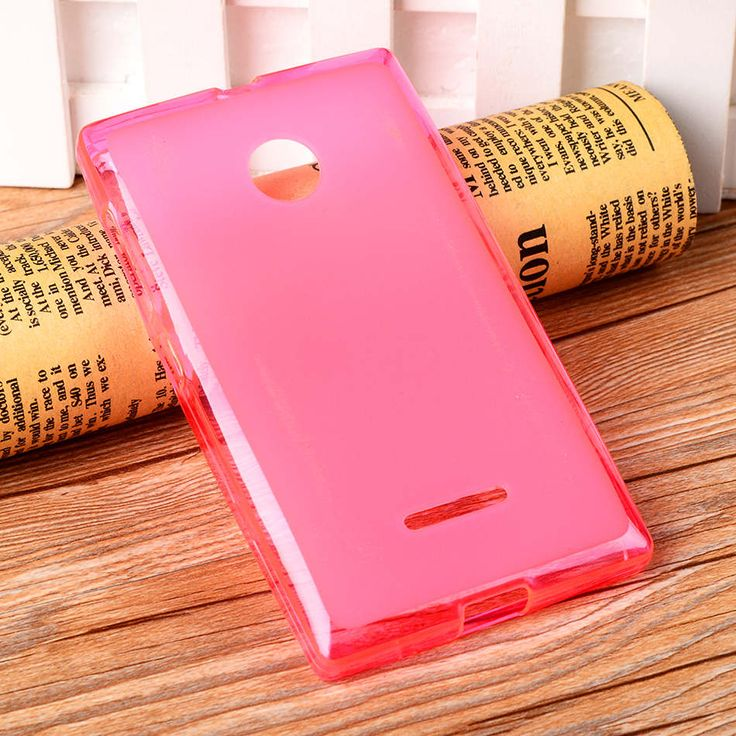 """Soft Pudding TPU Case for Microsoft Nokia Lumia 532 4"""" Transparent Fundas Silicone Gel Case Protect Back Cover for Nokia N532-in Phone Bags & Cases from Phones & Telecommunications on Aliexpress.com 