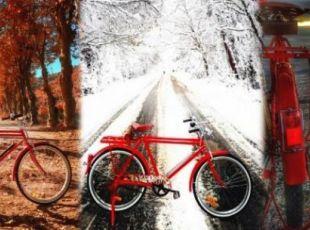 İstanbul Kadıköy'de yaşayan Mehmet Yapar'ın tek aşkı kırmızı bisikleti. Kısa sürede binlerce takipçisi olan kırmızı bisikletin sahibi Yapar, bisikletine duyduğu sevgiyi anlattı. 35 yaşındaki evli ve bir çocuk babası olan Yapar, şehrin kötü enerjisinden ve hayatın bitmek bilmeyen sorunlarından biraz olsun kurtulabilmek için, kendisine bir yol ararken, 11 ay önce kırmızı bisikletiyle tanıştı.