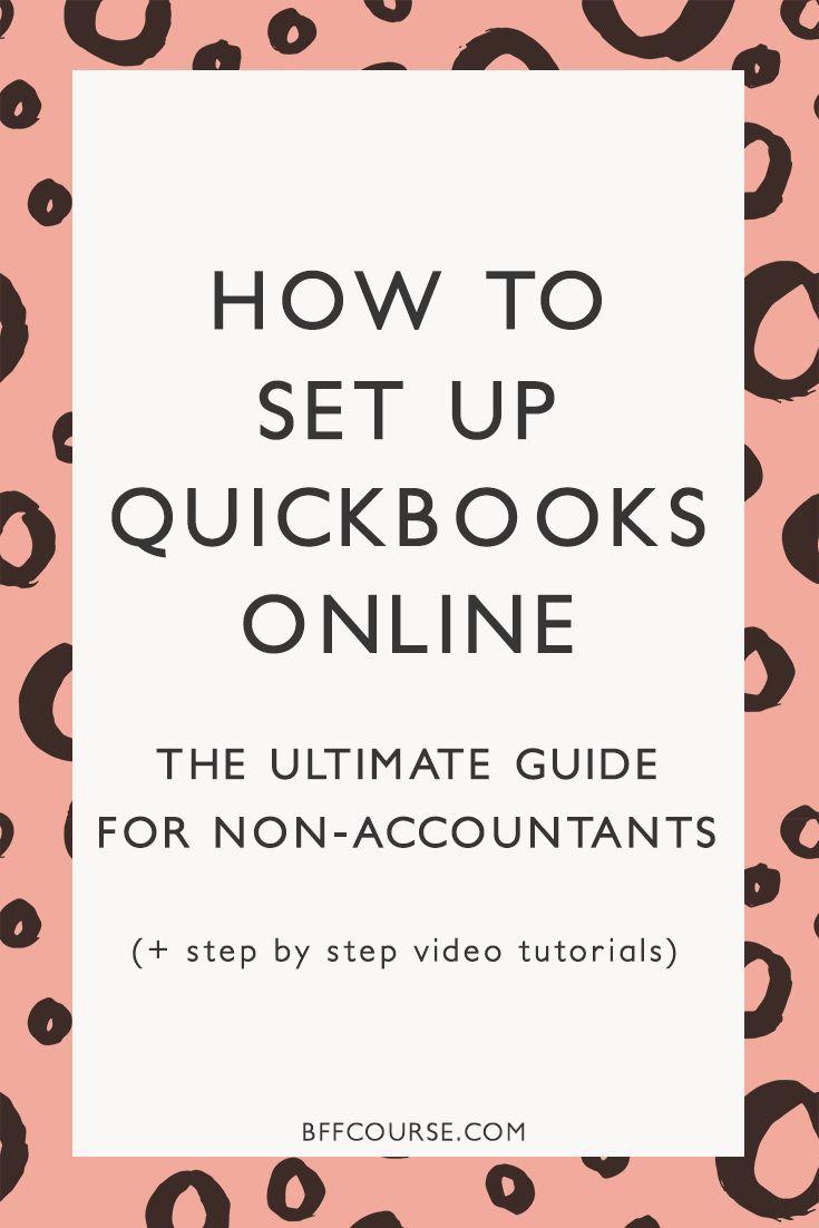 QuickBooks| Business| Finance| Bookkeeping| How to via @bffcourse #FinanceMagazine