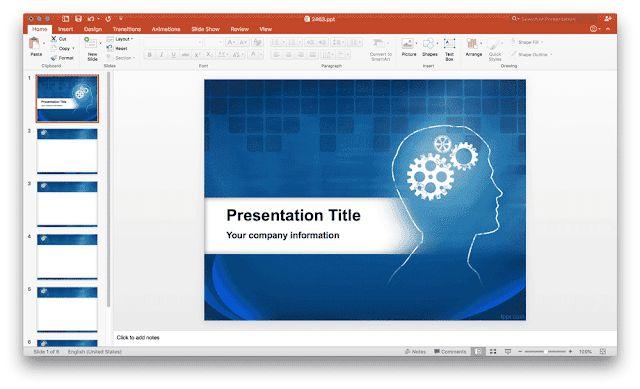 موقع مجاني 100 لتحميل قوالب لاستعمالها في برنامج باوربوينت Powerpoint In 2020 Powerpoint Title