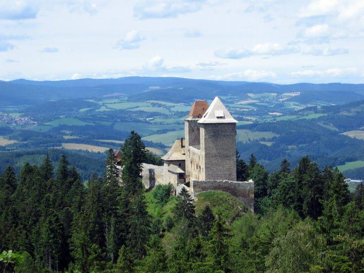 Kašperk Castle _ Hrad Kašperk Žlíbek 55 341 92 Kašperské Hory Czech Republic +420 376 582 324