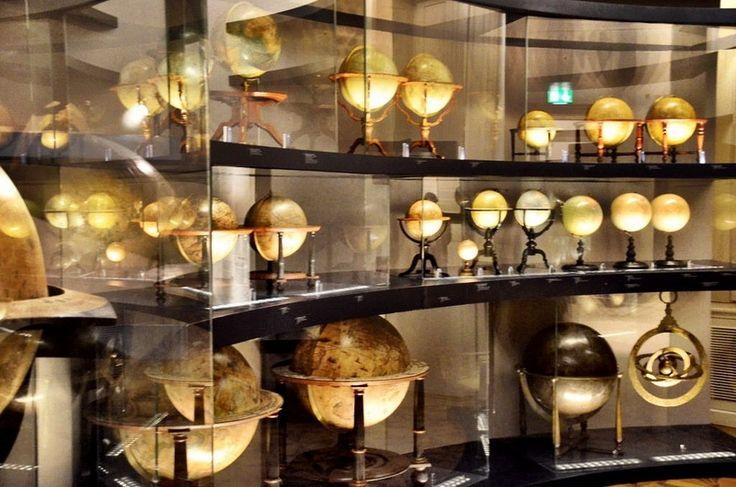 Muzeul globurilor si Esperanto -Viena, Austria