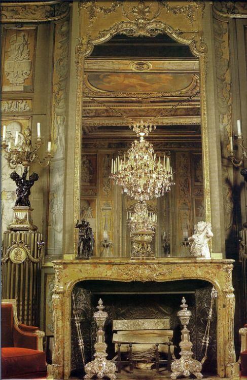 2098 best eternal interiors images on pinterest 18th for Salon louis 15