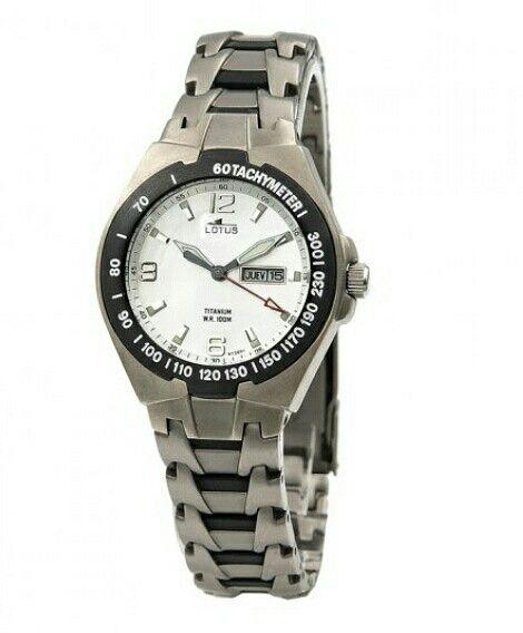 #Reloj de señora #Lotus de titanio  Últimas horas para hacerte con este elegante reloj para poder lucirlo este verano en nuestras #SubastasOnline   No dejes escapar esta oportunidad ;)