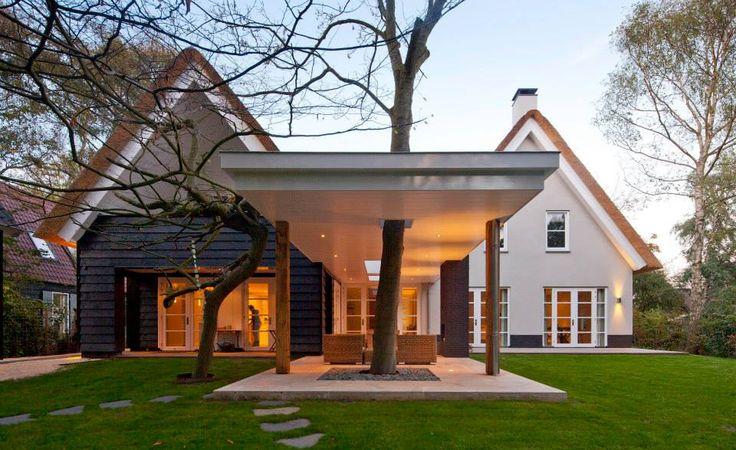 vakantiewoning welke wij ontworpen hebben in Oostkapelle. Een echt familiehuis. foto: Limit fotografie