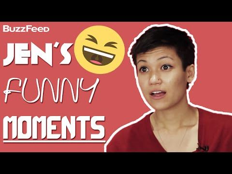Jen Ruggirello • Funny Moments • Buzzfeed - YouTube