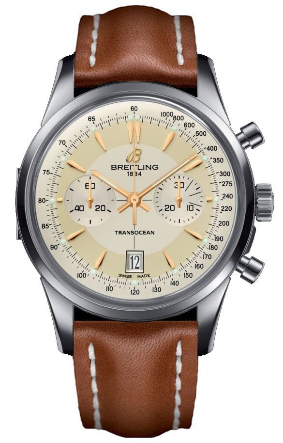 @breitling Watch Transocean Chronograph Limited Edition #bezel-fixed…