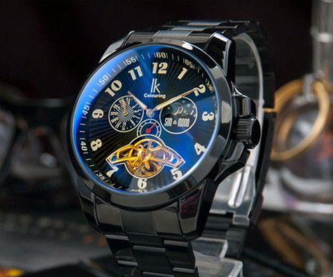 Men's LK Sun & Moon Watch