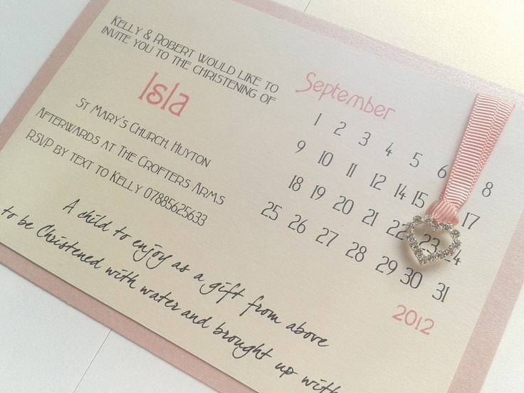 17 Best Baptism Invitations Images On Pinterest Baptism Ideas