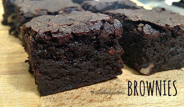 Brownies - ricetta facile