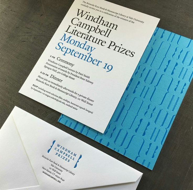 Invites to prize dinner at Beinecke Library graphics Pinterest - fresh invitation letter japanese embassy