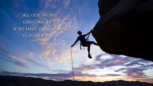 All our dreams can come true, if we have the courage to pursue them. - Walt Disney http://www.networkmarketingpaysmebig.com/