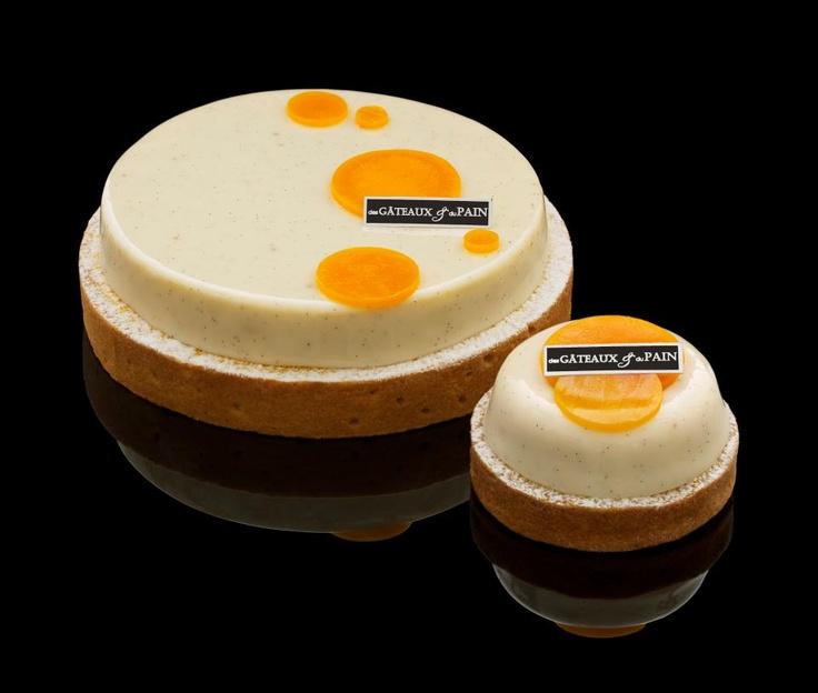 LA TARTE MANGUE ET VANILLE DE TAHÏTI | Des Gâteaux et du Pain
