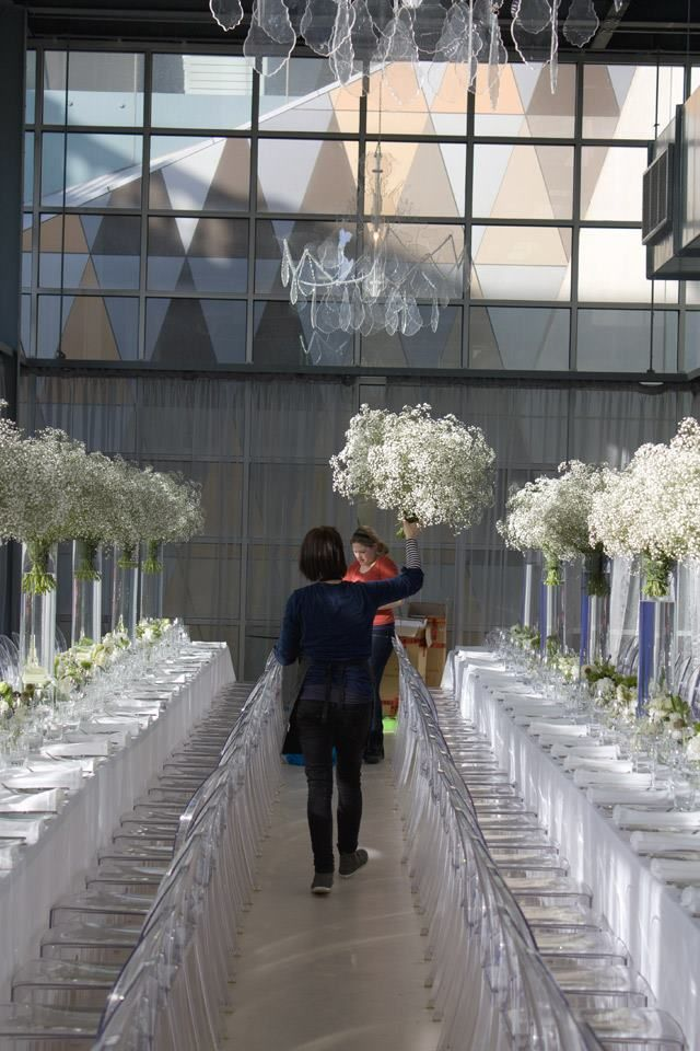 Clouds of #Gypsophila at Alto GPO #Melbourne