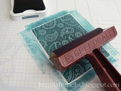 178 best tecnhiques embossing images on pinterest embossing brayering a dry embossed design solutioingenieria Gallery