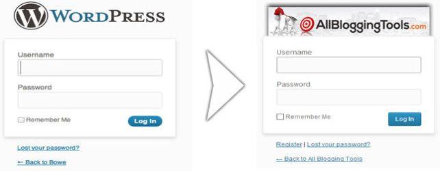 How To Customize the WordPress Admin Login Logo