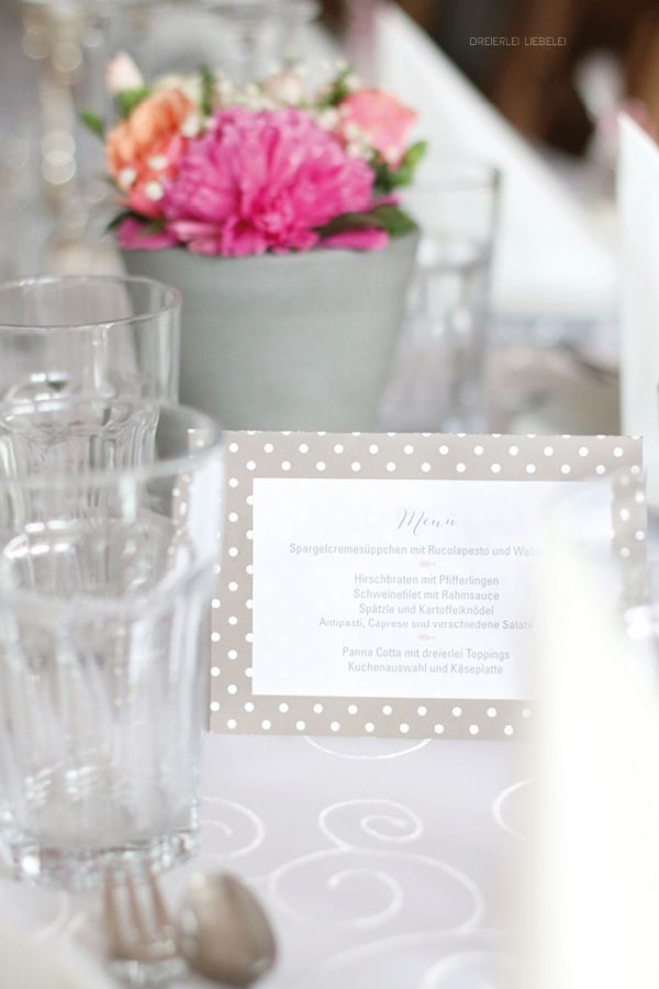 Sweet Table zur Erstkommunion – Dreierlei Liebelei