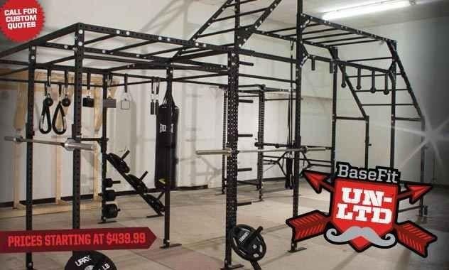 Beautiful Monkey Bar Gym Rings